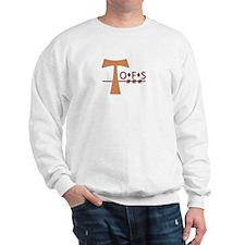 OFS Secular Franciscan Order Sweatshirt
