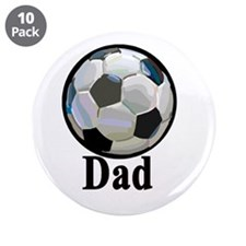 """Cute Dads 3.5"""" Button (10 pack)"""