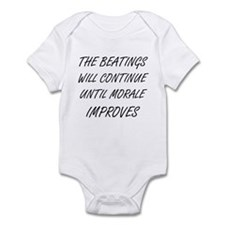 Cute Boss jokes Infant Bodysuit