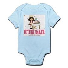 Cute Baker Infant Bodysuit