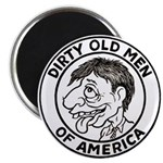 Dirty Old Men of America Magnet