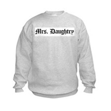 Mrs. Daughtry Sweatshirt