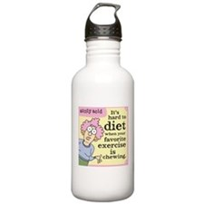 Aunty Acid: Chewing Sports Water Bottle