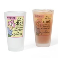 Aunty Acid: Chewing Drinking Glass