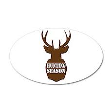 Hunting Season Wall Decal