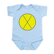 Retro X-Men Emblem Body Suit