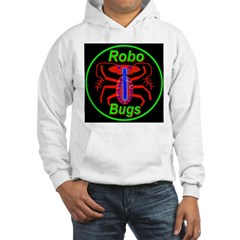 Robo Bugs Hooded Sweatshirt