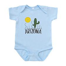 Arizona Cactus Body Suit