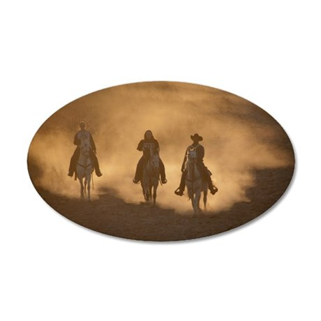 Bakersfield sunset Wall Decal
