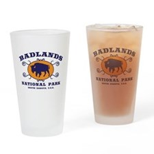 Badlands National Park. Drinking Glass