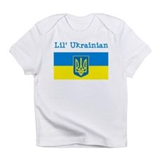 Unique Ukrainian flag Infant T-Shirt