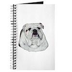 Proud English Bulldog Journal