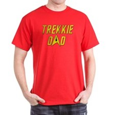 Trekkie Dad T-Shirt