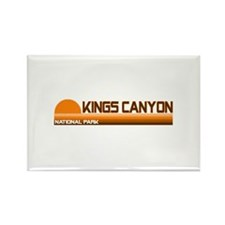 Kings Canyon National Park Rectangle Magnet
