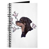 One lovely Rottie Bitch Journal