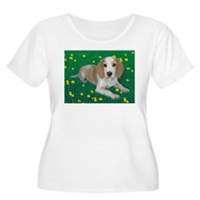 Beagle Bliss Plus Size T-Shirt