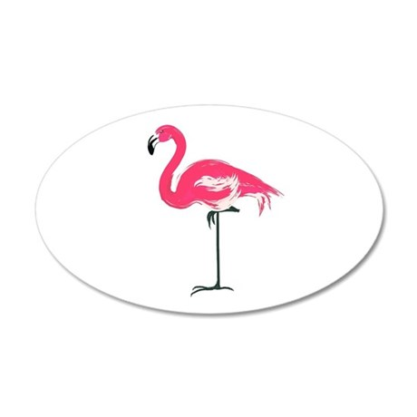 Flamingo Wall Decal