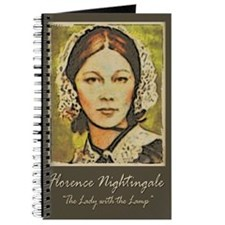 The Lady with the Lamp Journal