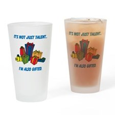 Gifted Drinking Glass