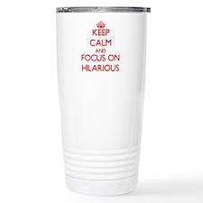 Hilarious Travel Mug