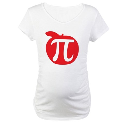 Apple pie Maternity T-Shirt