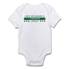Hugged Staby Infant Bodysuit