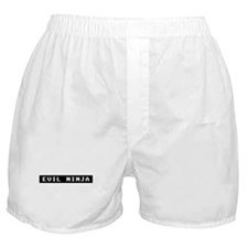 Cool Ninjas Boxer Shorts
