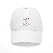 Aunt of the Bride Baseball Cap