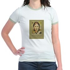 Florence Lady with Lamp T