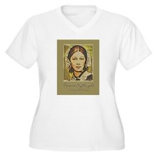 Florence Lady with Lamp T-Shirt