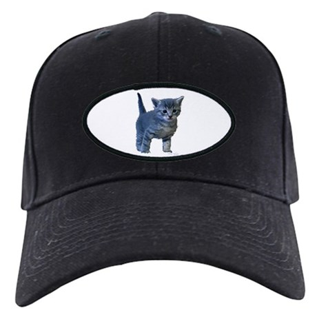 Kitten Black Cap