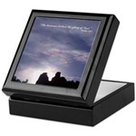 Heaven Delcares the Glory of God Keepsake Box