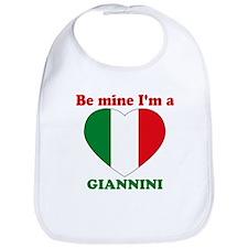 Giannini, Valentine's Day Bib