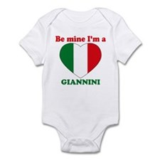 Giannini, Valentine's Day Infant Bodysuit