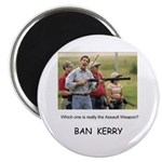Ban Kerry Magnet