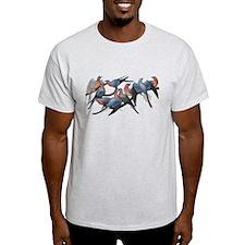 Passenger Pigeons T-Shirt