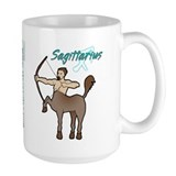 Cartoon Sagittarius Coffee Mug