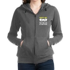 Anxiety Girl Women's Zip Hoodie