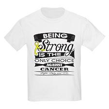 Sarcoma Strong T-Shirt