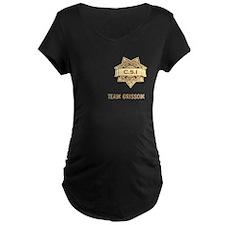 CSI Las Vegas Maternity T-Shirt