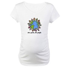 one world, one people Shirt