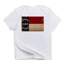 North Carolina State Flag VINTAGE Infant T-Shirt