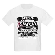 Breast Cancer Strong T-Shirt