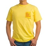 Save AZ Libraries Yellow T-Shirt