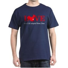 China Love T-Shirt