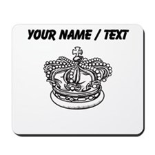 Custom Crown Mousepad