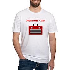 Custom Red Toolbox T-Shirt