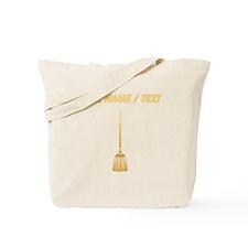 Custom Broom Tote Bag