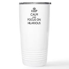 Cool Hilarious Travel Mug