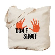 Hands Up Don't Shoot, Inc. Logo Tote Bag